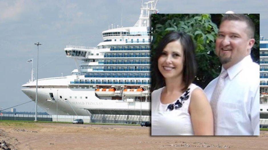 Mata a su esposa en un romántico crucero tras pedirle eldivorcio