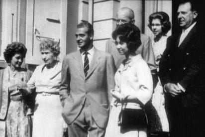 Un jugosísimo detalle de la boda de don Juan Carlos y doña Sofía sale a la luz seis décadas después
