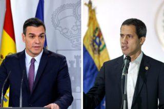 Juan Guaidó desnuda la pasión chavista de Pedro Sánchez: saca a España de su ofensiva contra Maduro