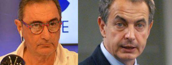 Carlos Herrera desvela el nombre del otro socialista que, junto a Zapatero, es el vínculo entre Moncloa y el chavismo