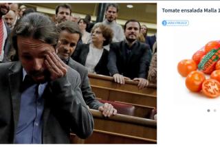Twitter pone rojo como un tomate a Pablo Iglesias por su burda manipulación para ganarse el apoyo de los agricultores
