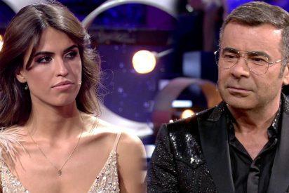 Jorge Javier machaca a Sofía Suescun: Ese es el verdadero final de 'El tiempo del descuento', el peor reality de la historia