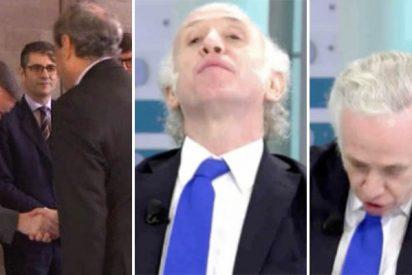 Eduardo Inda se burla de Iván Redondo y deja al estratega de Sánchez como un meme con patas