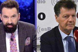 El Burladero / Desesperados por su irrelevancia, los bufones de Risto Mejide vuelven a mentar por enésima vez a Alfonso Rojo a ver si sube la audiencia