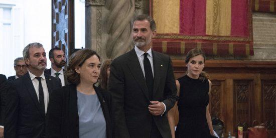 El independentismo catalán rabia por una valiente pero 'provocadora' acción de Doña Letizia
