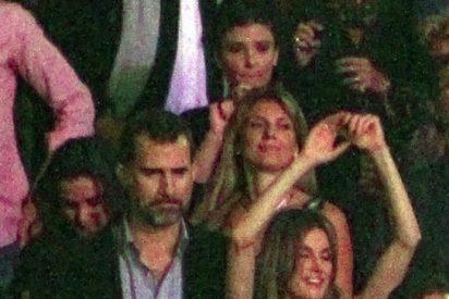 Polémica en Casa Real: filtran la tórrida juerga nocturna de Doña Letizia con un famoso republicano