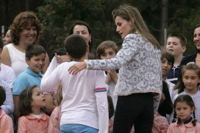 ¿Qué pasa con la Reina? Cisma en Casa Real por el 'agrio menosprecio' de Doña Letizia a un chaval
