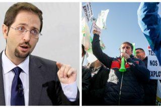 """Manuel Llamas: """"El problema del campo lo creó el Gobierno haciendo populismo con el aumento del salario mínimo"""""""