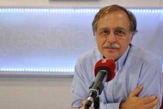 El Burladero / Luis Herrero se rompe en directo al recordar a su amigo David Gistau