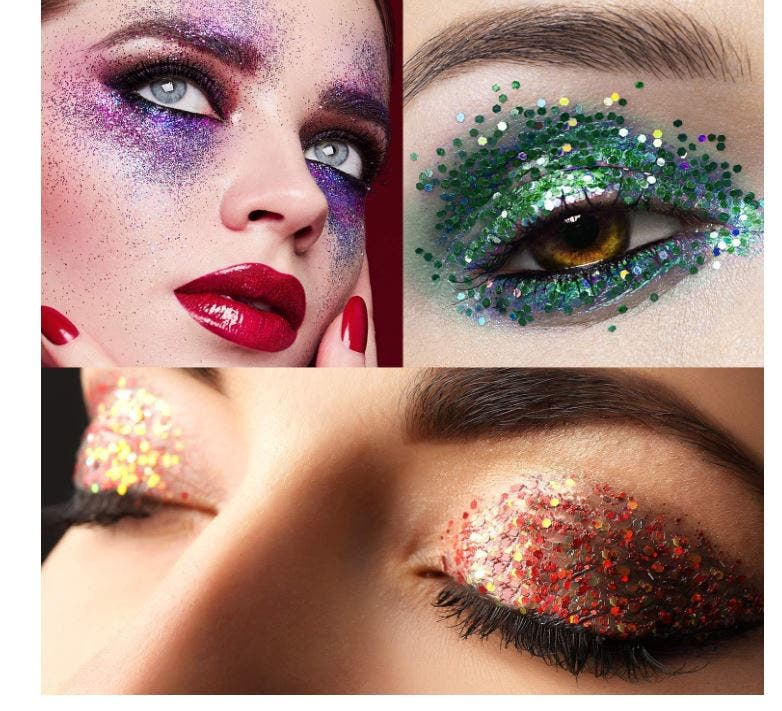 maquillaje fácil para carnaval