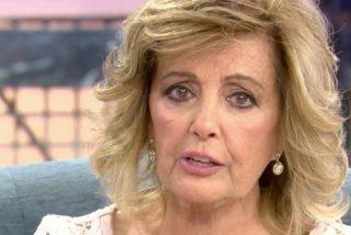 El día que María Teresa Campos perdió la dignidad: intimidades sexuales con 'Bigote' a precio de oro