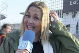 Mayka Navarro, sin vergüenza en su defensa del pueblo del odio Vic y de su alcaldesa racista