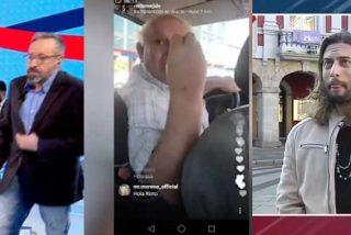 Juan Carlos Girauta, Roma Gallardo, el taxista humillado...¿hasta cuándo va a aguantar Paolo Vasile a ese matón de discoteca llamado Risto Mejide?