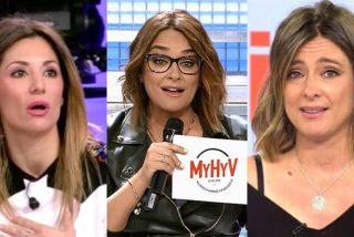 Nagore Robles, Sandra Barneda y Toñi Moreno: el explosivo trío que provocará despidos en Telecinco