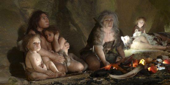 Los neandertales consumían aves y también las cocinaban al fuego