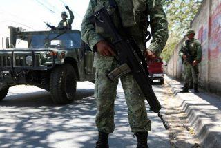 México: el 'seguimiento 39', el cartel de la droga formado por la 'élite' militar