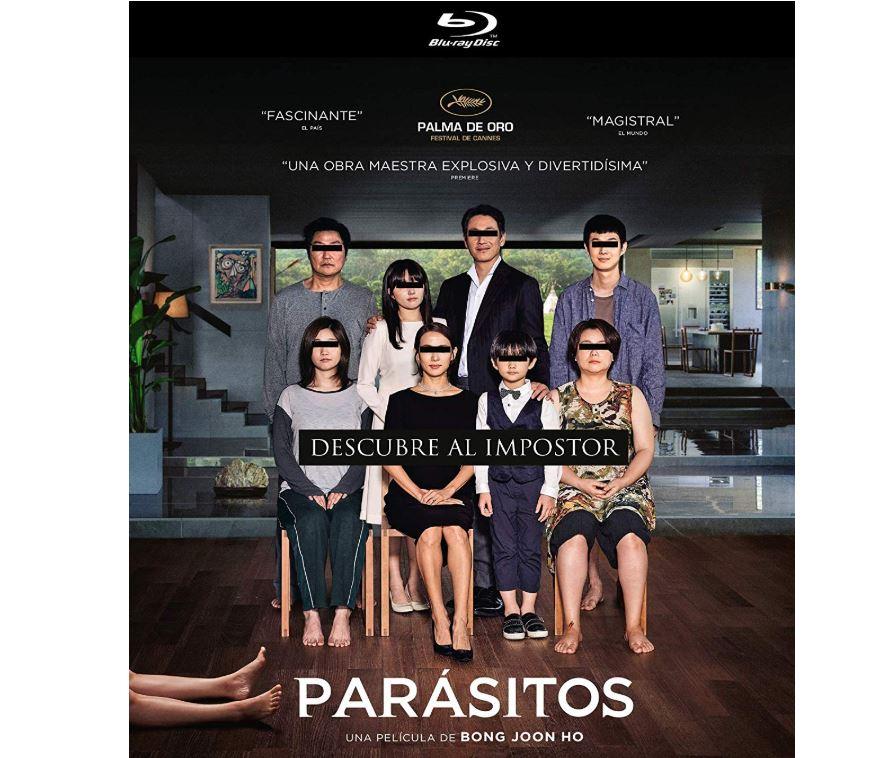 Mejores películas Oscar 2020 - Parásitos
