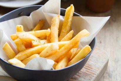 Patatas fritas: ¿Sabes cuál es el mejor truco para te queden perfectas?