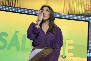 Las polémicas (y miserables) reacciones en redes sociales a la muerte del marido de Paz Padilla y las primeras palabras de la presentadora