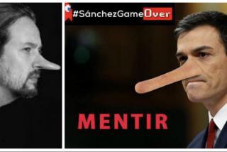 Pedro Sánchez y Pablo Iglesias quedan como unos Pinochos de pacotilla a cuenta de los despidos por bajas médicas