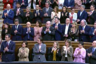 La foto de los escaños de Podemos y sus sueldazos ocultos incendia las redes: