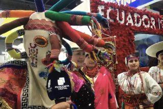 """Ecuador en Fitur: """"El país de los cuatro mundos"""""""