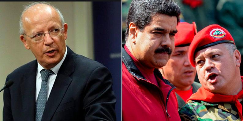Portugal se niega a doblar la rodilla ante el chavismo: amenaza a Diosdado Cabello y Maduro