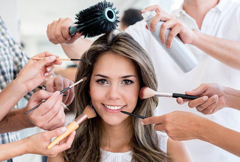 Productos de belleza que usan los maquilladores