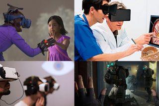 Cinco increíbles usos de la realidad virtual que desconoces