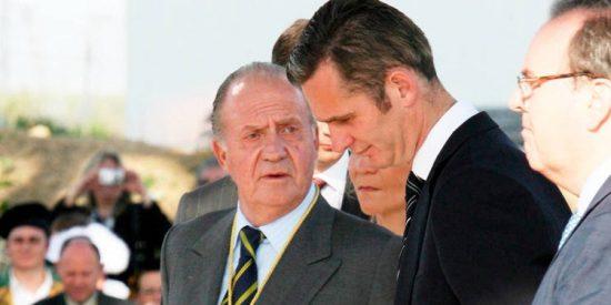 El Rey Juan Carlos chafa a Doña Letizia con una gestión vital para el futuro de Urdangarin