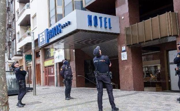 Logroño: La abuela de la niña muerta en un hotel, víctima de una 'estafa de amor' de 100.000 euros
