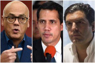 Un ministro de Nicolás Maduro acusa al empresario chavista Alejandro Betancourt (Hawkers) de financiar a Juan Guaidó