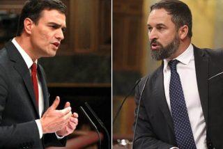 'El País' señala a Sánchez como culpable del 'caso Ábalos' y Abascal pide su dimisión inmediata en el Congreso
