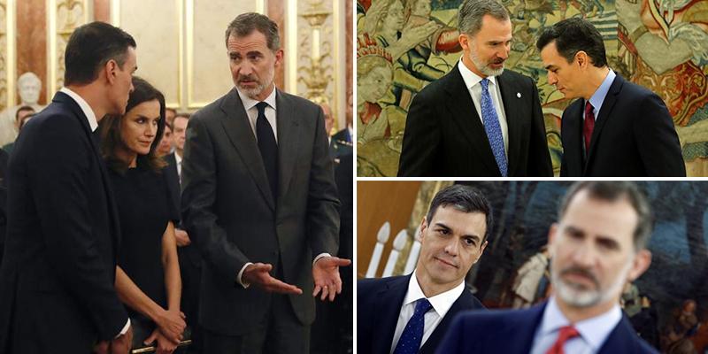 Ruptura entre Moncloa y Casa Real: Sánchez mete otro plantón descomunal a Felipe VI que tendrá consecuencias