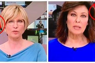 Los esbirros de Pedro Sánchez en TVE cuelan mensajes subliminales en el 24 horas con las siglas del PSOE