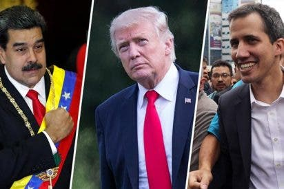 Opinión: Si Juan Guaidó regresa por 'rampa 4' a Caracas, ¿qué pasaría?