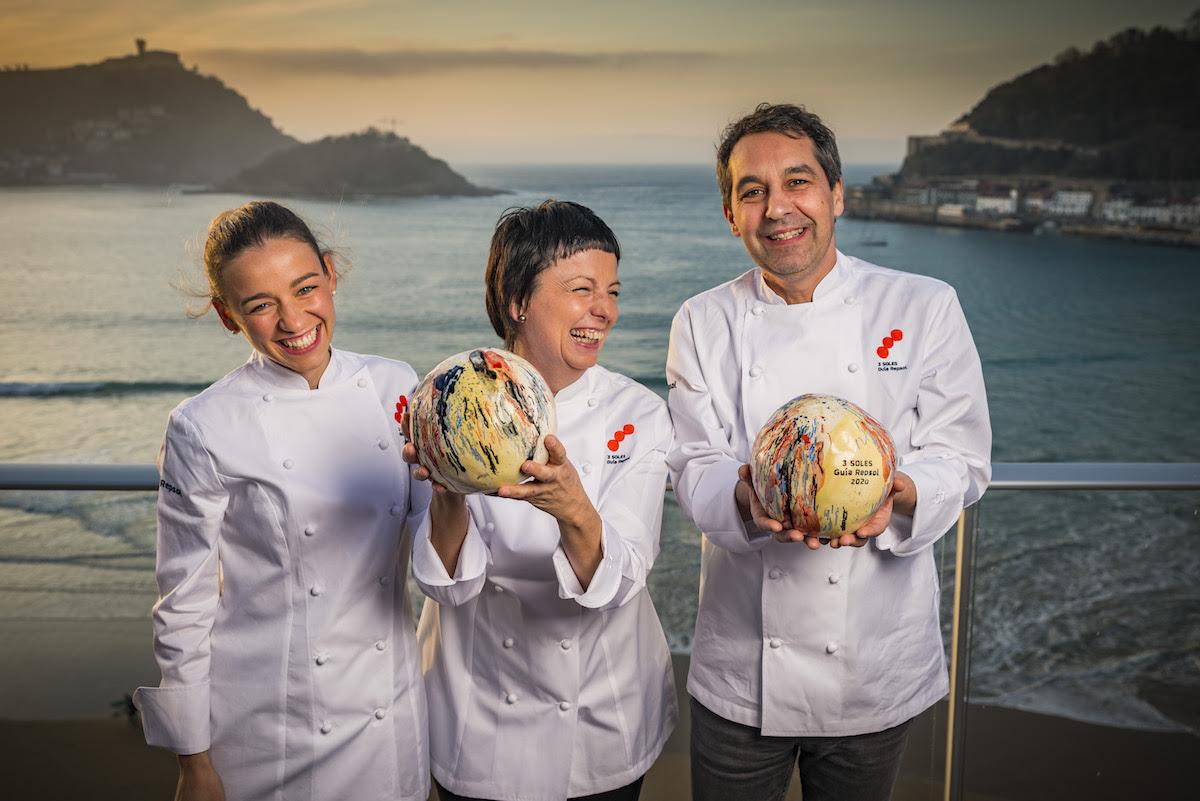 Galicia y Cataluña brillan con luz propia en la Gala Soles Guía Repsol 2020: Culler de Pau y Les Cols se llevan el premio gordo