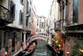 Imagen destacada del día: Canales de Venecia, Italia