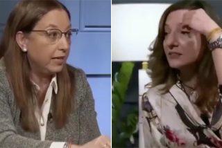 """Una activista LGTBI enloquece en TV: """"¿Qué pasaría si matasen a 99 políticos de Vox al año? ¡Sacabais los tanques a la calle!"""""""