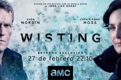 'Wisting', el conmovedor thriller que resolverá el homicidio más desafiante