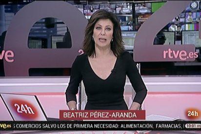 La 'lotera' de RTVE que anuncia los muertos por coronavirus como si fuera el Gordo