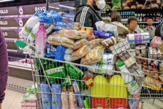 Coronavirus: los alimentos que debes comprar para hacer frente a la cuarentena