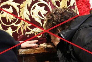 Coronavirus España: cancelado el besapiés del Cristo de Medinaceli