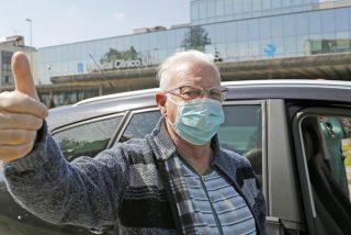 Paco, el hombre que con 77 años ha sobrevivido a tres infartos y ahora, vence al coronavirus