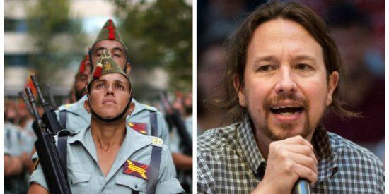 """Pablo Iglesias, el """"primer comunista desde 1939"""" con mando en el Ejército: así se coló gracias al coronavirus"""