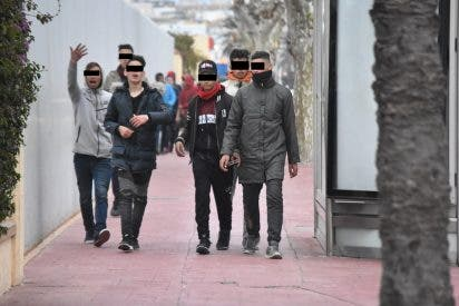 """Andalucía gastaba 117.756 euros anuales por cada """"mena"""" con el PSOE"""