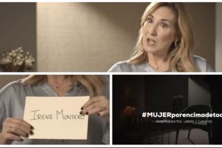 Los pardillos del PP no aprenden y sacan un vídeo para el 8-M elogiando a Ada Colau e Irene Montero