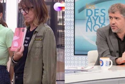 Así es el 'errático comunismo' subvencionado de CCOO: de censurar la entrevista a Santiago Abascal en TVE a jalear el mitin 'feminazi' de OT