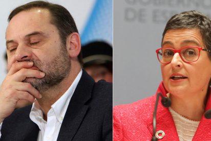 Delcygate: la ministra de Exteriores 'mete la pata' intentando salvar a José Luis Ábalos de las críticas del PP