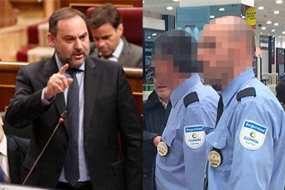 Los españoles arropan con donaciones al vigilante que retó a Ábalos al desvelar el 'Delcygate'